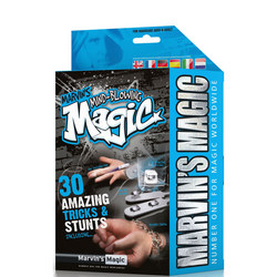 Marvin's Mind-Blowing Magic 30 Amazing Tricks & Stunts