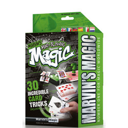 Marvin's Mind-Blowing Magic 30 Card Tricks