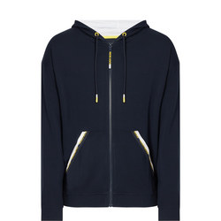 Fashion Zip-Through Hoody
