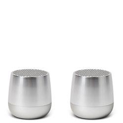 Twin Mino Speaker Bt -Aluminium