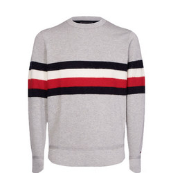 Soft Global Stripe Sweater