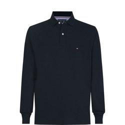 Tommy Regular Long Sleeve Polo