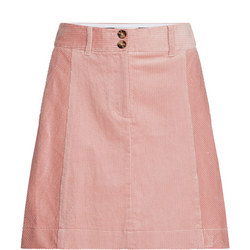 Fran Corduroy Skirt