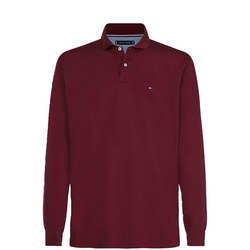 Tommy Regular Long Sleeve Polo