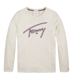 Tommy Signature T-Shirt