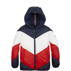 Reversible Recycled Tommy Puffer