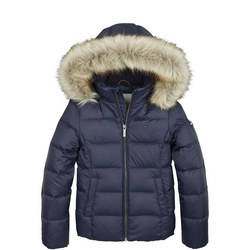 Essential Basic Down Jacket