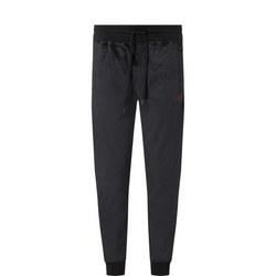 Dechi Velvet Sweatpants