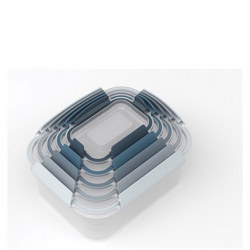 Nest Lock Five-Piece Container Set Sky