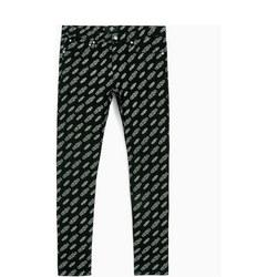 CK50 Slim Tapered Logo Jeans