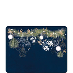 Let It Snow Set Of Six Placemats
