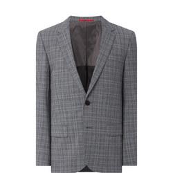 Henry Slim Check Jacket