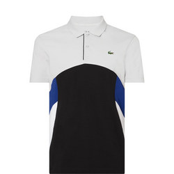 Colour Block Polo Shirt