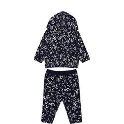 Baby Floral Tracksuit