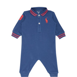Babies Tipped Romper
