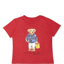Boys Polo Bear Crew T-Shirt