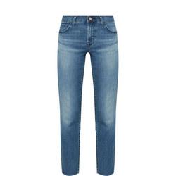 Adele Straight Jeans