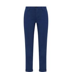 Paz Slim Cropped Jeans