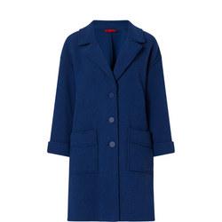 Raw Cut Dafne Coat
