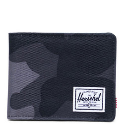Roy Camouflage Fold Over Wallet