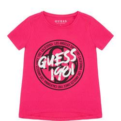Girls 1896 Logo T-Shirt