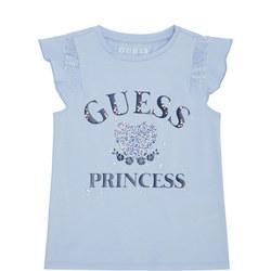 Girls Princess T-Shirt