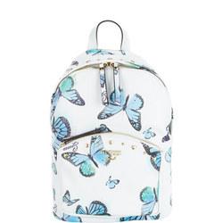 Girls Butterfly Backpack