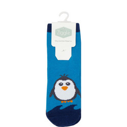 Babies Two-Pack Penguin Socks 12-18 Months