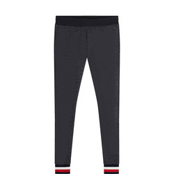 Contrast Cuff Recycled Joggers