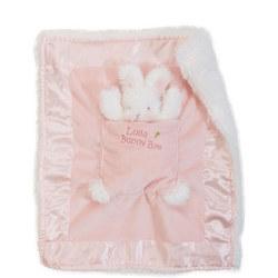 Lulla Bunny Bye Blanket