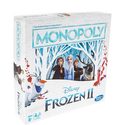 Monopoloy Frozen Edition