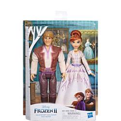 Frozen II Anna And Kristoff
