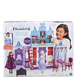 Frozen II Fold & Go Arendelle Castle