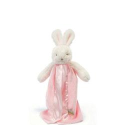 Blossom Bunny Bye Bye Buddy Blanket