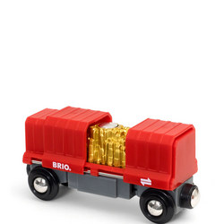Red Cargo Wagon