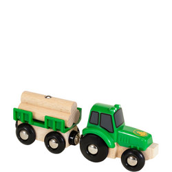 Tractor with Load