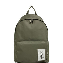 Mirror Logo Patch Backpack
