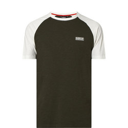 Rivet Raglan T-Shirt