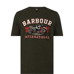 Bracket Motorcycle T-Shirt