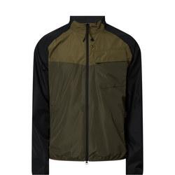 Row Block Jacket