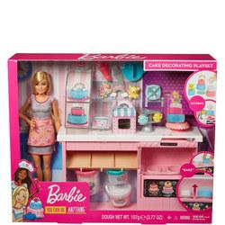Barbie Cake Decorating Set