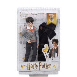 Harry Potter Doll With Uniform