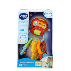 Drive And Discover Baby Keys