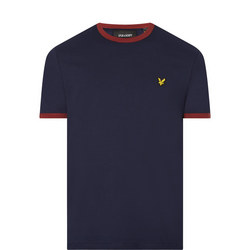 Ringer Neck T-Shirt