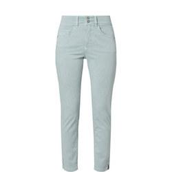 Slim Secret Capri Trousers