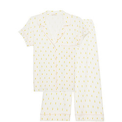 Pineapple Pyjama Set