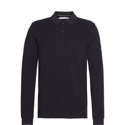 Monogram Patch Polo Shirt