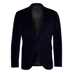 Mode Velvet Blazer