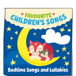 Favourite Children's Songs: Bedtime Songs And Lullabies Audio Play