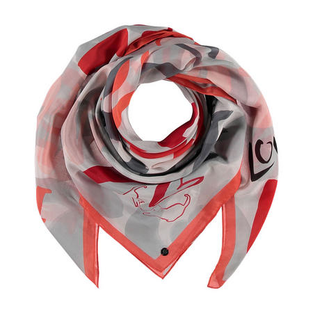Love Silk Scarf
